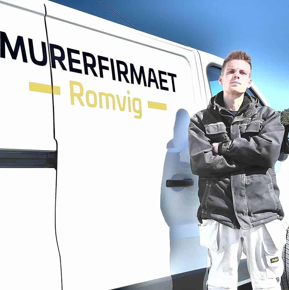 Murerfirmaet Romvig - Dit murerfirma i Sønderjylland og på Fyn